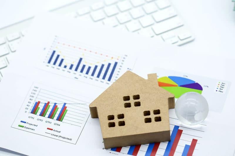 Dati del mercato immobiliare giugno 2019