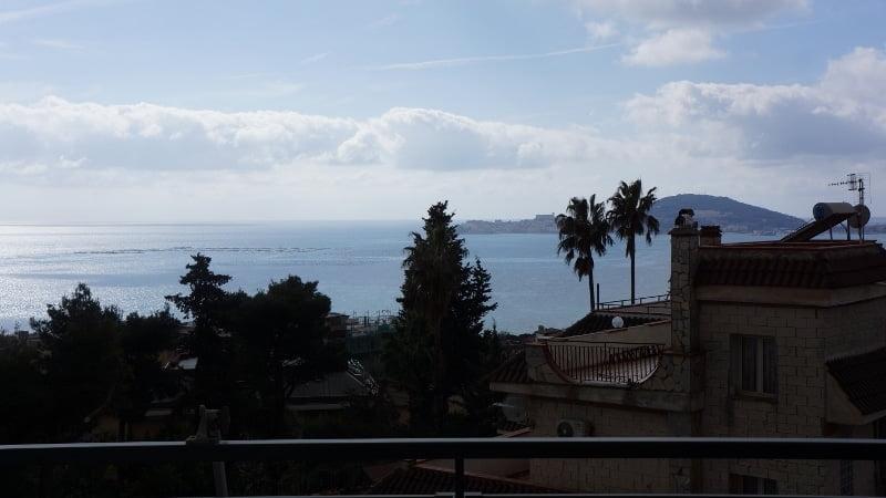 Formia nella prestigiosa Santa Maria La Noce appartamento in vendita.